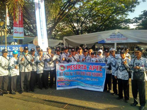 Apel HGN 2016 di Bogor